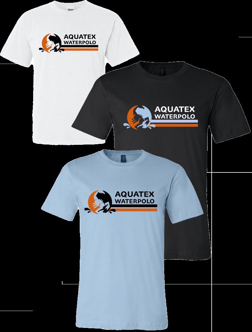 AquaTex3TeesVertical