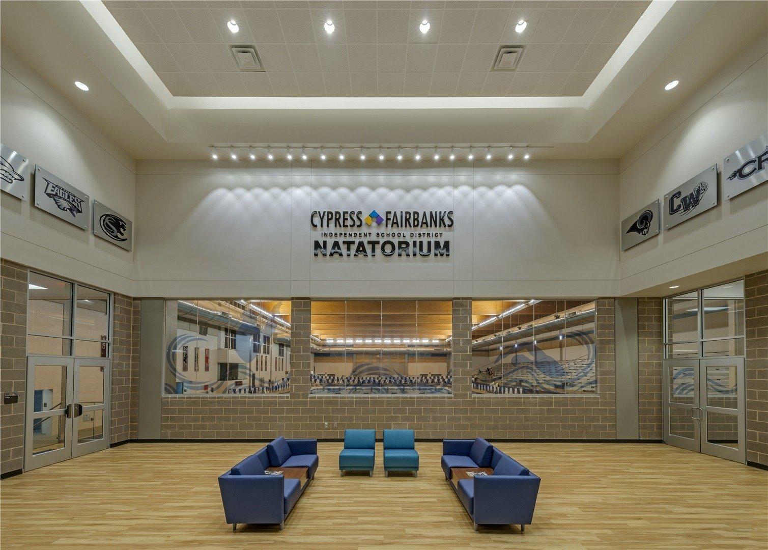 Cy Fair Natatorium